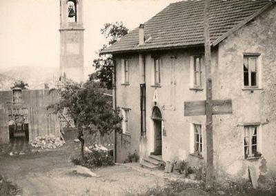 Acquabianca Chiesa in costruzione