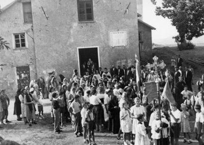 Acquabianca Processione 1951